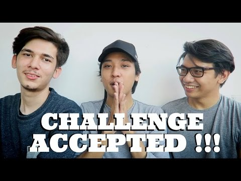 """Agung Hapsah """"YOUTUBER BOCAH"""" CHALLENGE ACCEPTED !!!"""