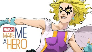 Roller Derby Girl | Marvel Make me a Hero