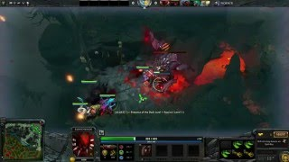 DotA2 -- Level 1 Roshan in 32.583 seconds (Patch 6.86)