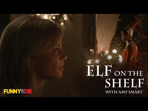 Elf On The Shelf with Amy Smart (Red Band Trailer)