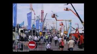 trailer preview video from the show construction machinery СТТ