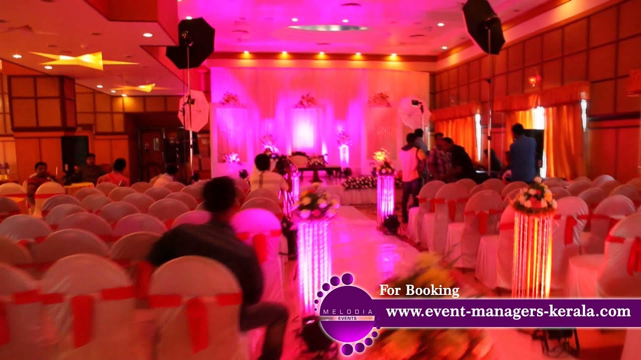 Wedding planner in kerala stage decoration kochi for Wedding planner decoration