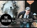 Christian Slater's Family: Not Famous Half-Brother and 2 Kids