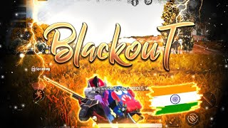 Blackout 🖤 1 Realme 6 smooth+Extreme 60 FPS GAMEPLAY 1 pubg montage
