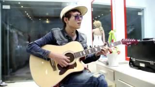 HOT BOY CHỈ YÊU MÌNH EM Guitar Cover cực chất