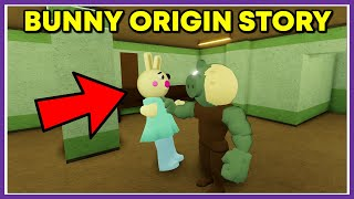 ROBLOX PIGGY BUNNY ORIGIN STORY - [EMOTIONAL/BUNNY SKIN]