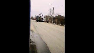Эвакуация машины  в Бежецке