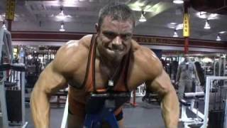 Muscular Development IN THE TRENCHES Dan Hill The Youngest IFBB Pro