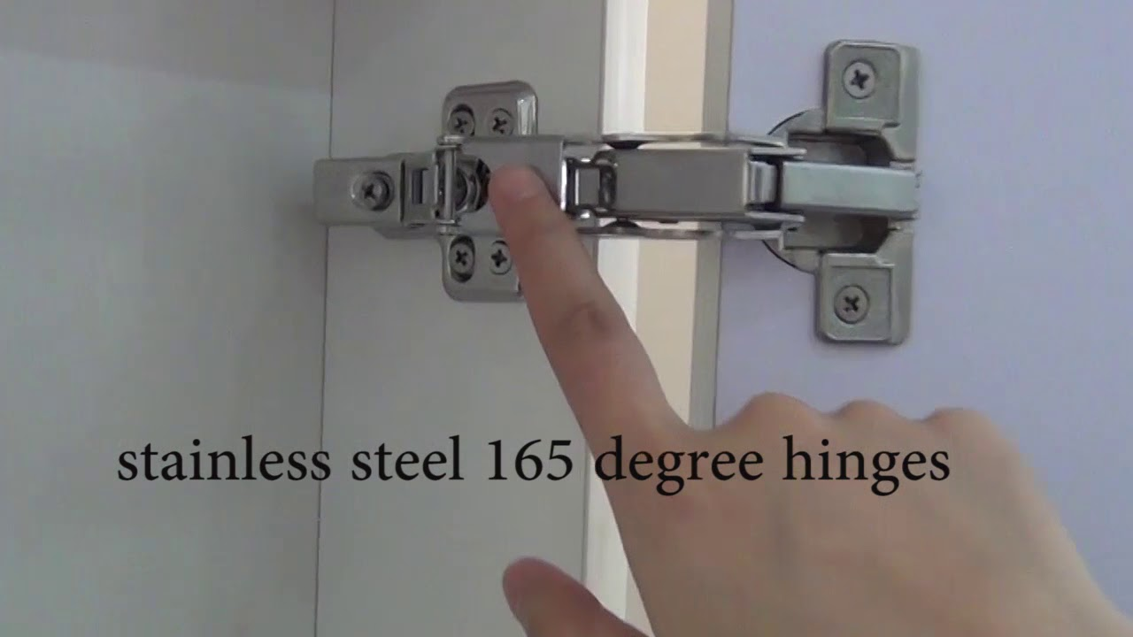 180 Degree Adjule Hinges Soft