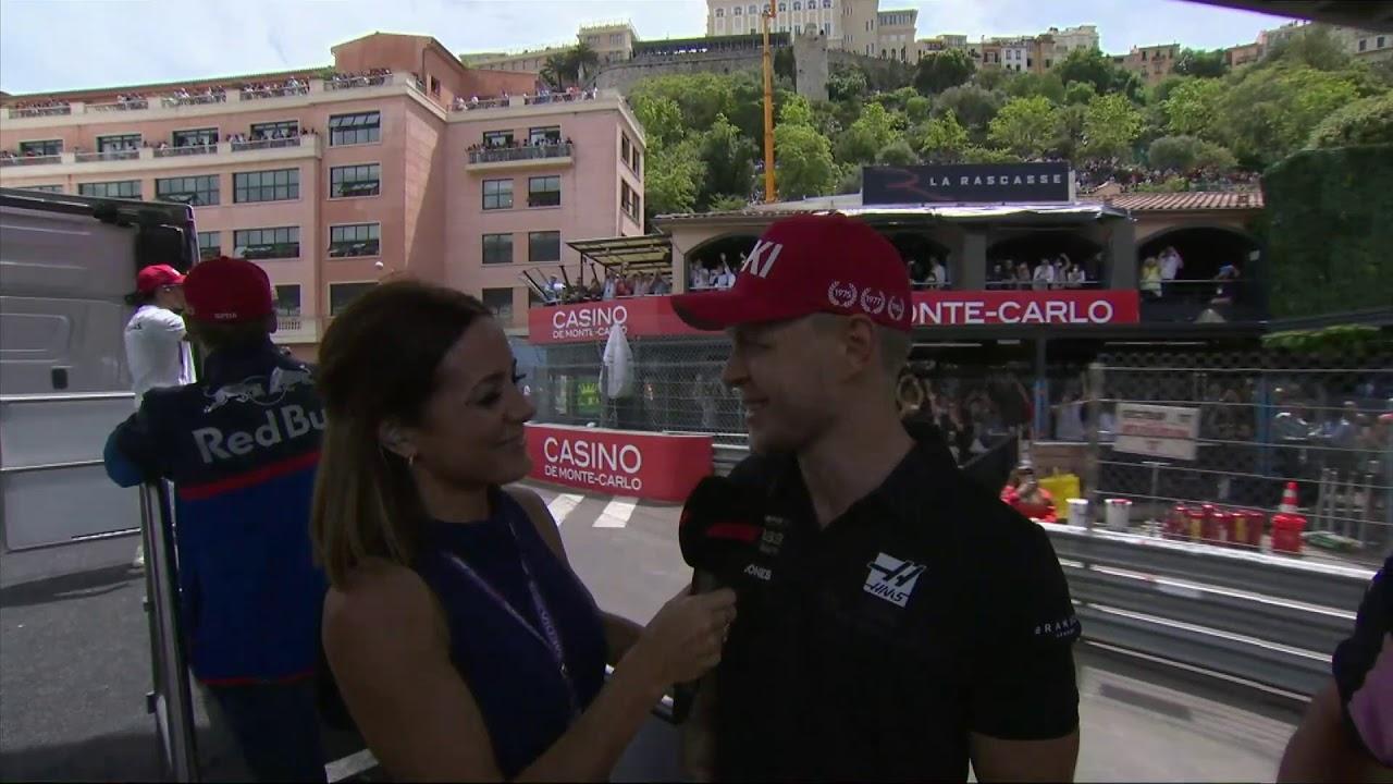 F1: Monaco Grand Prix  live!