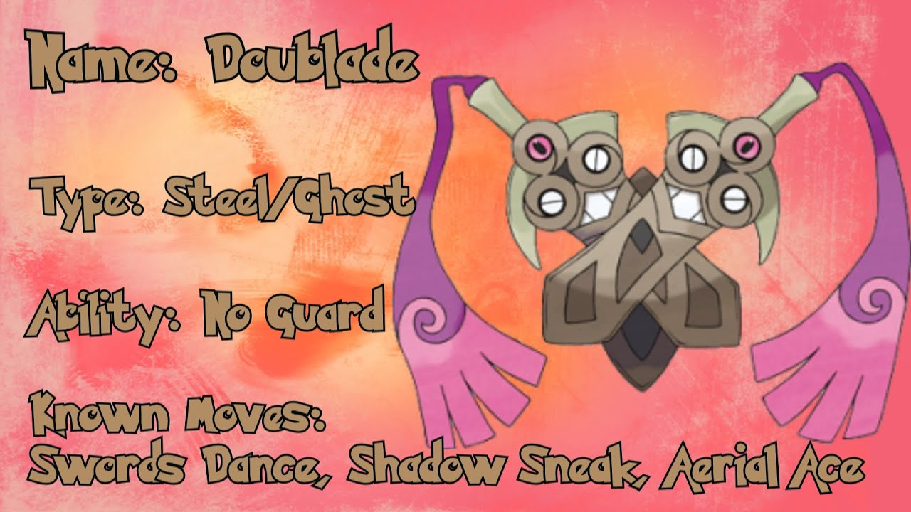 When to evolve Doublade into Aegislash? And general tips ...