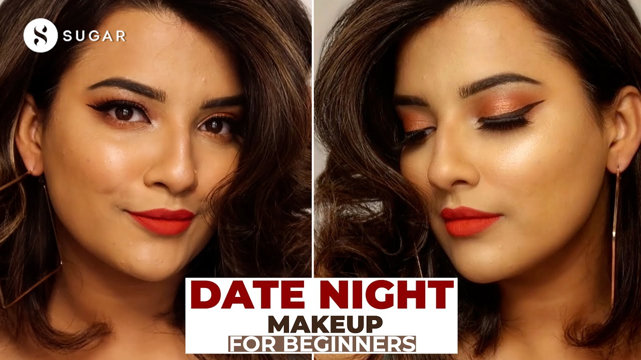 Date Night Makeup For Beginners | Get Ready for Date Night Ft. @JYOTII SETHI | SUGAR Cosmetics