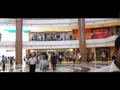 "GARBA FLASH MOB At Inorbit Mall Vadodara - Official Video by ""DHAIRYA RANA"""