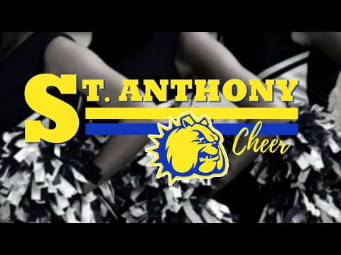 """St Anthony Cathedral Basilica School Cheer: """"Hey Fans"""""""
