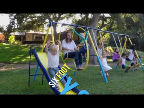 Super 10 Me & My Toddler Swing Set by Sportspower