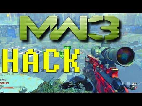 MW3 HACKED lobby