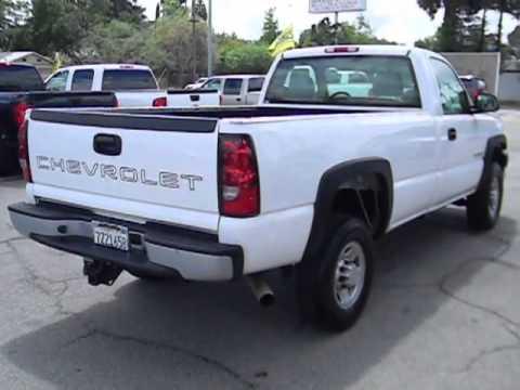 2006 Chevrolet Silverado 2500 HD Regular Cab Los Angeles ...