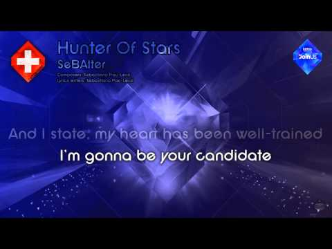 "SeBAlter - ""Hunter Of Stars"" (Switzerland) - [Karaoke version]"