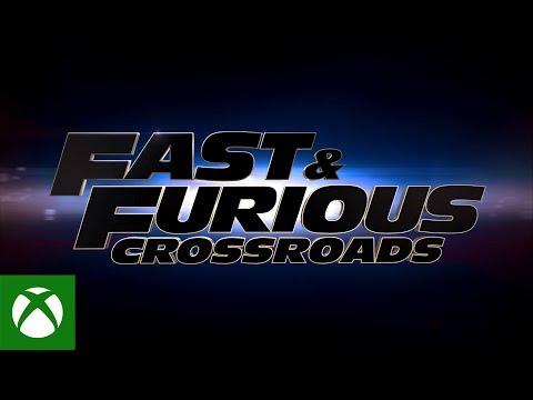 FAST & FURIOUS CROSSROADS   Gameplay Showcase Trailer