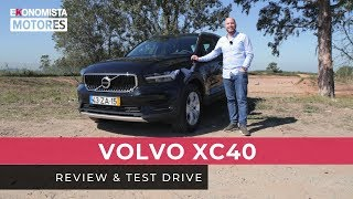 Test Drive: Volvo XC40 [Review Portugal]