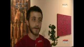 MBC 1 - Sabah Al Khair Ya Arab - Riyadh Art Exhibition - Story