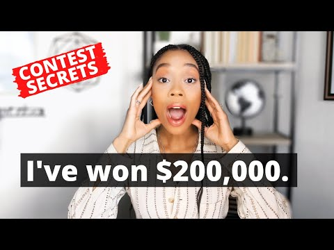 video-contest-winning-secrets:-how-i've-won-over-$200,000-in-contests
