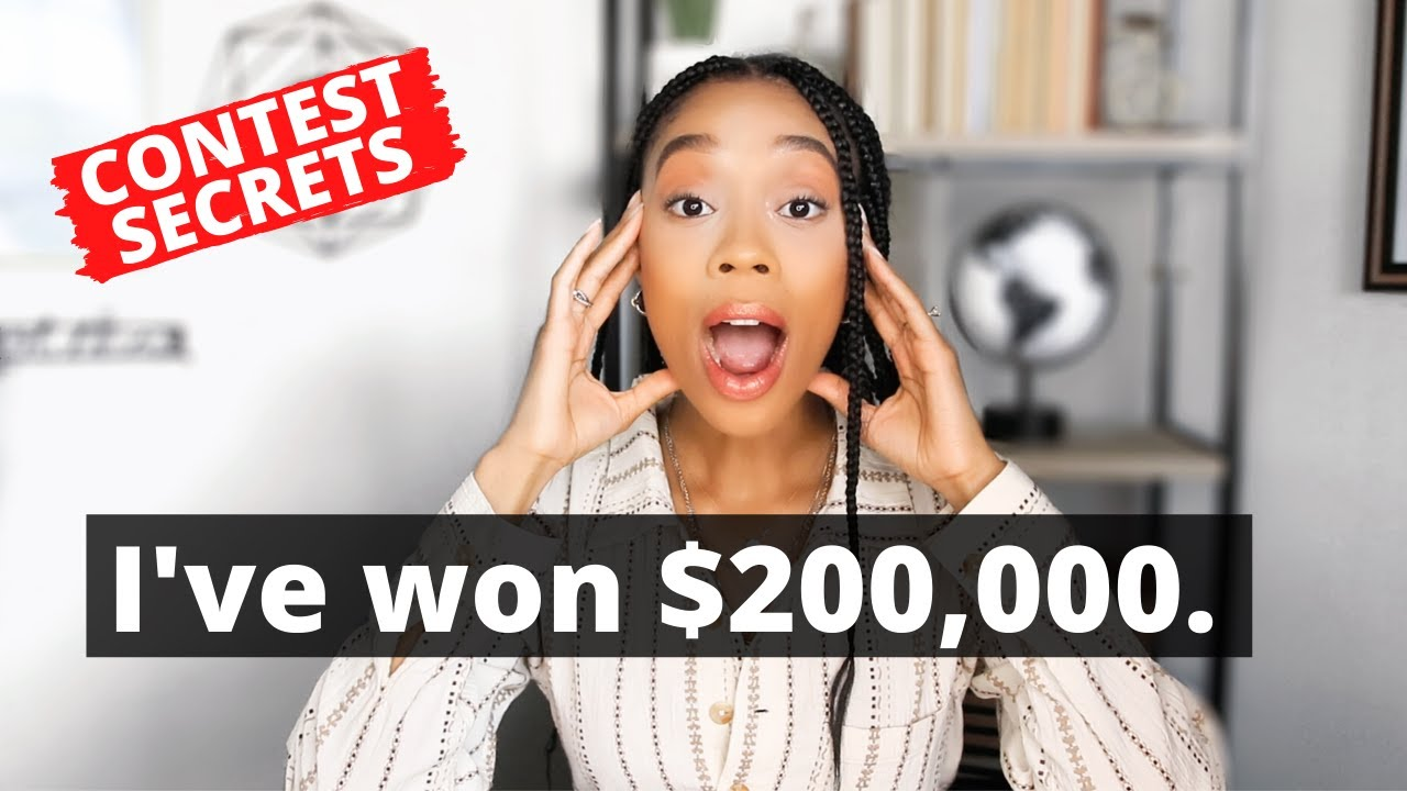Download VIDEO CONTEST WINNING SECRETS: How I've Won Over $200,000 In Contests