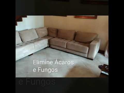 Higienização de estofados - Campo Grande RJ