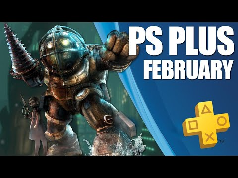 PlayStation Plus Monthly Games - February 2020