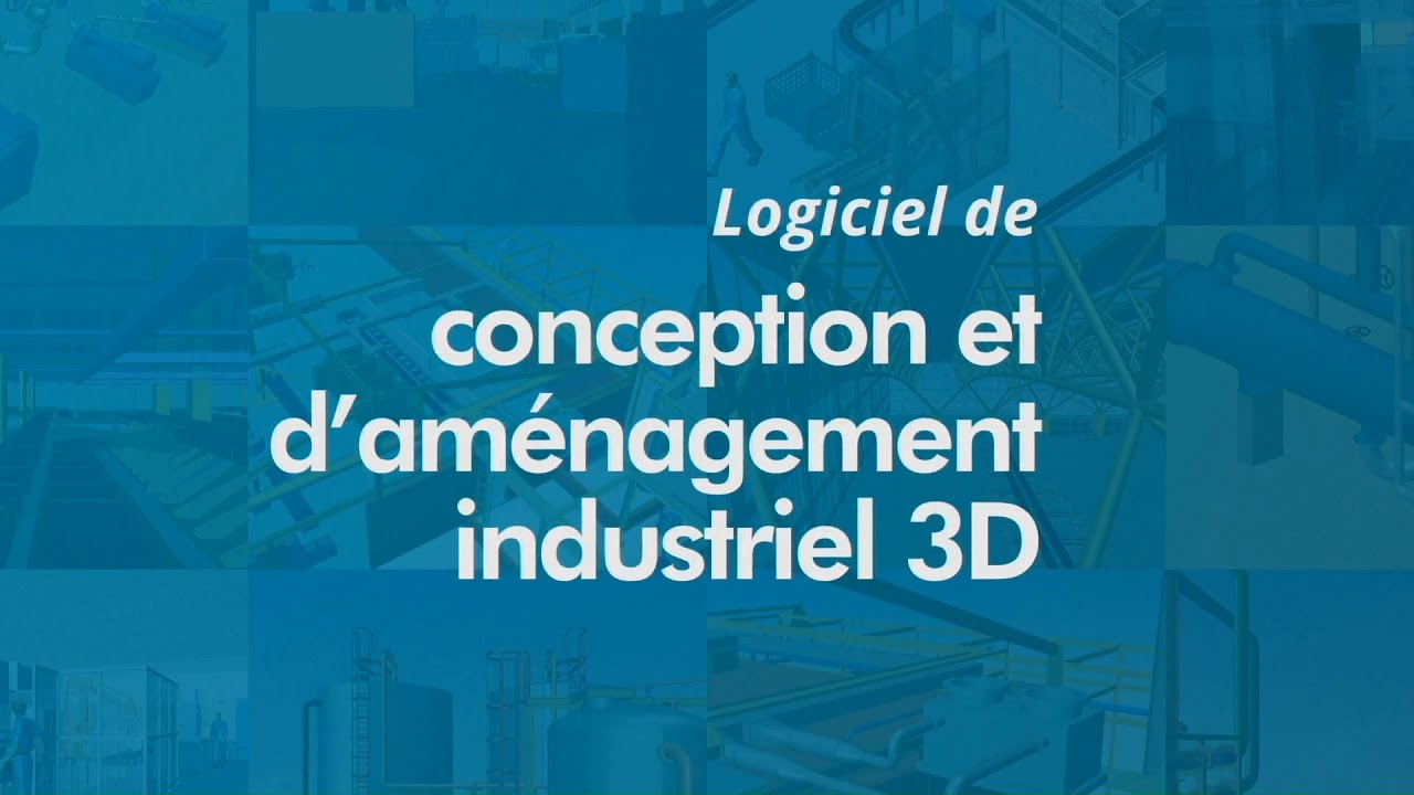 Logiciel De Conception Et Daménagement Industriel 3d Mpds4
