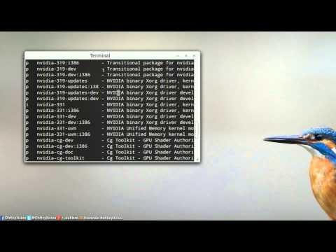 Install Proprietary Video Driver In Linux Mint Or Ubuntu