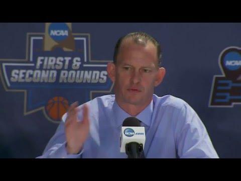 News Conference: North Carolina vs. Florida Gulf Coast Postgame