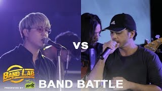 BAND BATTLE - ผิดที่ไว้ใจ ( SILLY FOOLS ) | Band Lab VS G Band