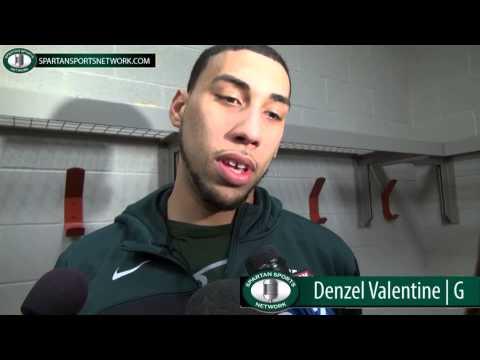 Men's Basketball: Four Players Post Delaware 3/20/14