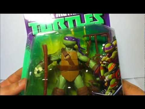 Teenage Mutant Ninja Turtles Donatello Figur  German Review