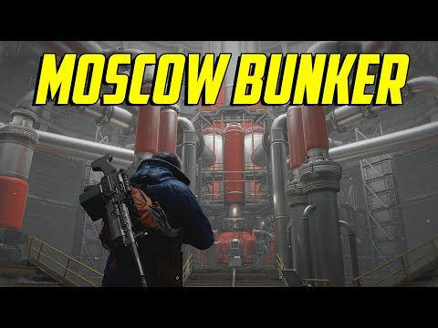 World War Z - Moscow Bunker