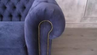 видео Диван Честерфилд Гранд - мебельная фабрика StArt furniture