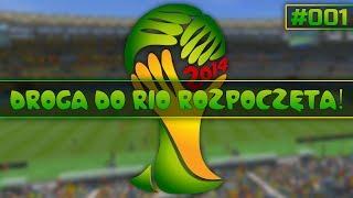 FIFA 14 WCUT [#1] - Droga do Rio rozpoczęta!