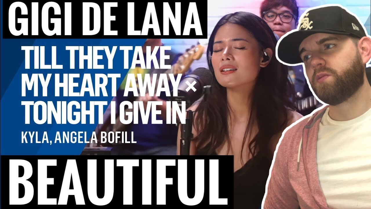 [American Ghostwriter] Reacts to: Till They Take My Heart Away × Tonight I Give In | Gigi De Lana