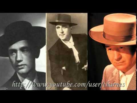 Tres grandes del cante Flamenco por fandangos.