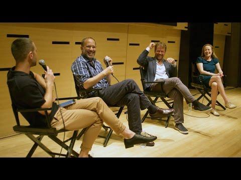 Film Society Talks | Ira Sachs, Greg Kinnear, & Jennifer Ehle | Little Men