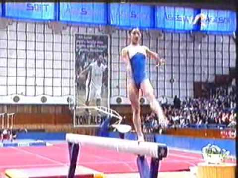 Wang Tianjiao 2005 Romanian International Beam