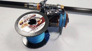 Плетёный шнур Goture.  Лучшие товары для рыбалки с Aliexpress