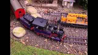 Mark Found - The Garden Railway - Prog.14  - Maintenance.mp4