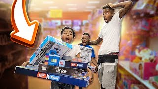 ANYTHING MY LIL BROTHERS CAN CARRY ILL BUY IT!!