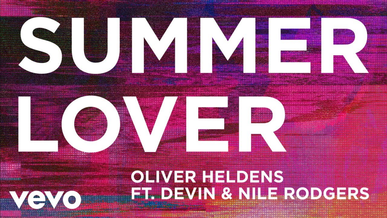 Oliver Heldens Summer Lover