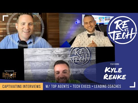 Kyle Renke - How To Use House-hacking To Kickstart Your Investing  | RE vs. TECH | Ep#87