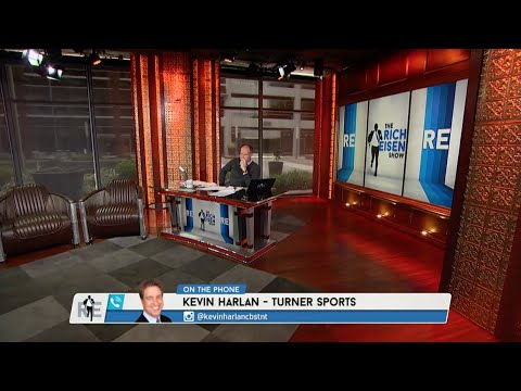 Kevin Harlan of Turner Sports Talks Tom Brady & NBA Playoffs - 5/8/15