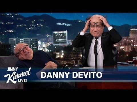 Danny DeVito On Always Sunny, Taxi & Danny DeVito Impressions