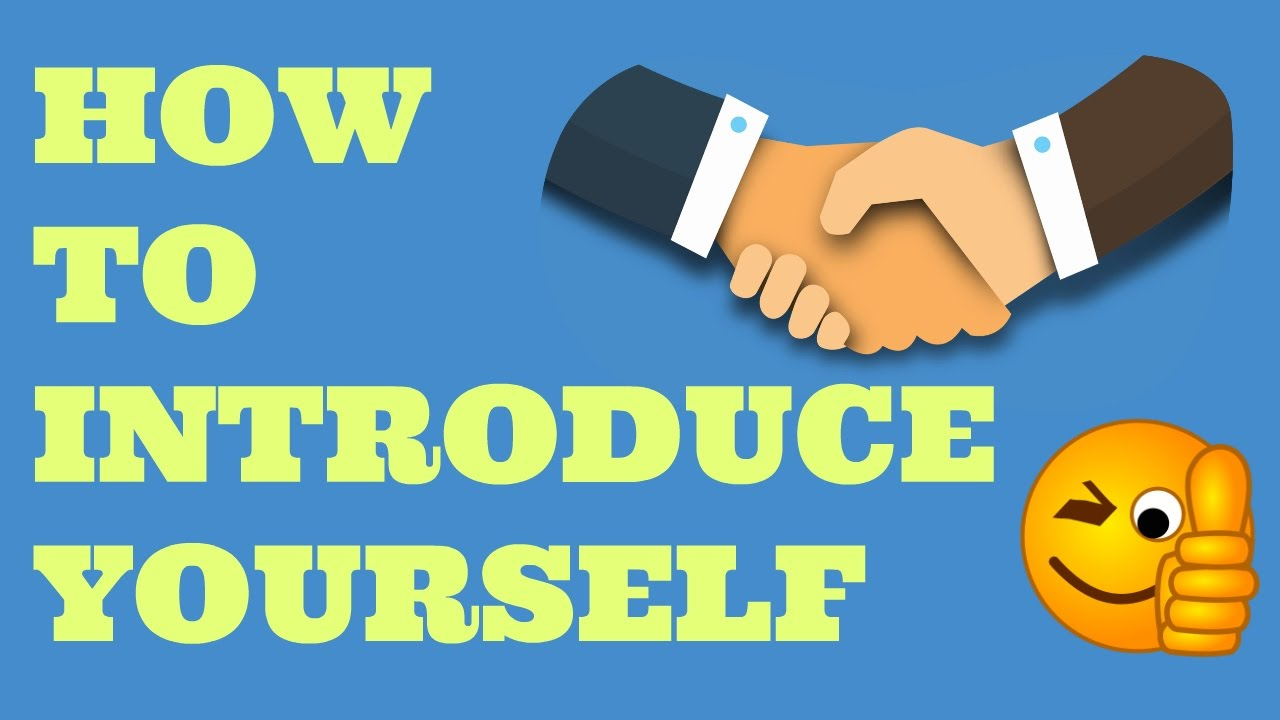 how to introduce yourself in interview as a fresher commentary advice youtube. Black Bedroom Furniture Sets. Home Design Ideas